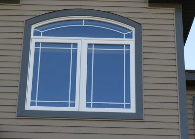 siding soffit fasia window cap